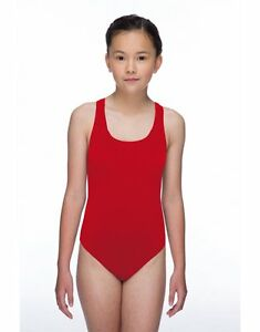 75aa569333 Image is loading Maru-Girls-Pacer-Closed-Back-Junior-Swimsuit-Swimming-