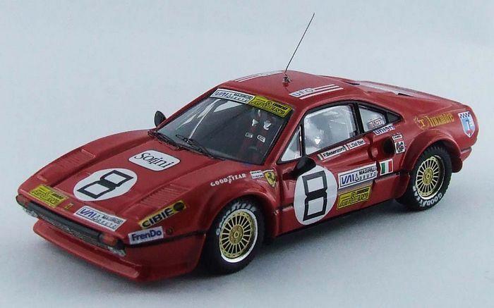 Best  MODEL 9550 - Ferrari 308 GTB  8 24H Daytona 1978 1 43