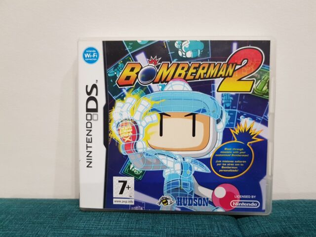 Bomberman 2 Nintendo DS 2DS 3DS Fast Free Post Birthday Gift
