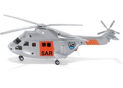 Siku Diecast Escala Escala Escala 1 50 Modelo 2527-búsqueda y rescate helicóptero 4e22e8
