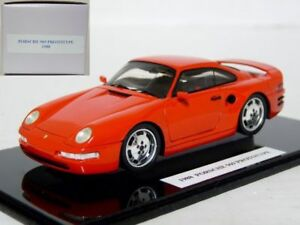 Ban-Seng-BAN061-1-43-1988-Porsche-969-Concept-Handmade-Resin-Model-Car