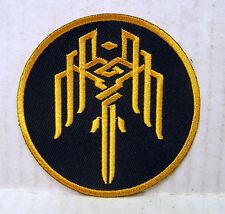 "DRAGON AGE 2 Game KIRKWALL Logo 3"" Embroidered Patch (DAPA-003)"