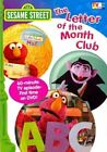 Letter of The Month Club With Sesame Street DVD Region 1 891264001069
