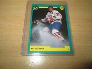 1991-Classic-Draft-Picks-Eric-Lindros-1-Rookie-Card-Oshawa-Generals