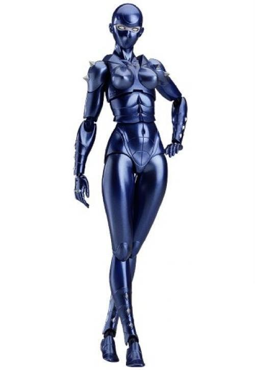 NEW figma 183 COBRA THE SPACE PIRATE Lady Figure Max Factory F S