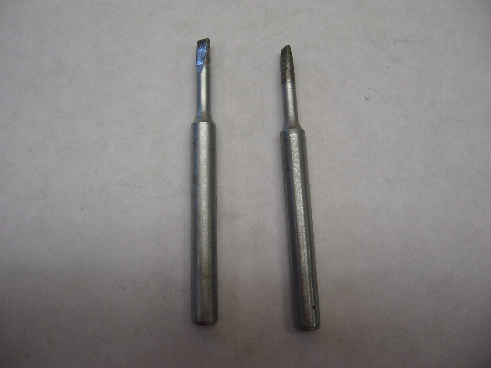 """1//8/"""" chisel tip Hexacon HT451D Soldering Tip New Open Box 1//4/"""" dia"""