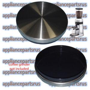 Sunbeam-EM0440-EM0480-Coffee-Grinder-Lid-Stainless-Steel-Part-EM0480101S