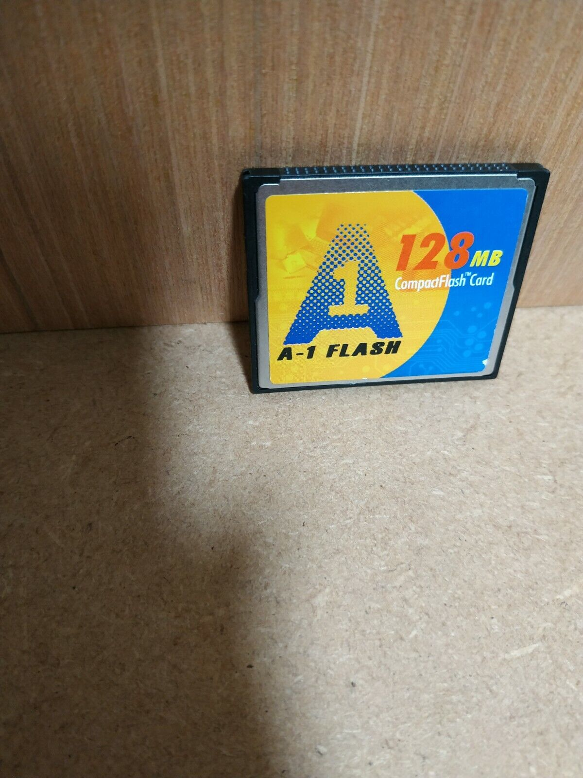 128MB A-1 Flash Compact Flash Card USED CF Card