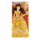 """NEW DISNEY STORE PRINCESS BELLE BEAUTY AND THE BEAST DOLL 12"""" TALL GIFT BOXED!!"""