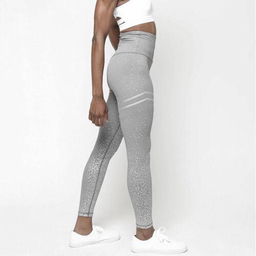 Details about  /Frauen Sporthose Leggings Hohe Taille Yoga Jogginghose Laufhose Traininghosen