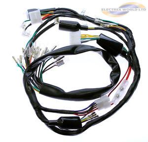 main wiring harness 32100 333 000 honda cb350f 1973 1974 wh rh ebay co uk 1973 honda cl350 wiring diagram 1973 honda cb350 wiring harness