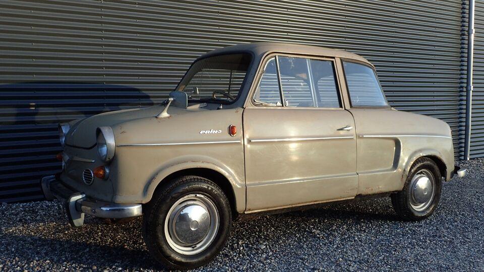NSU Prinz 3 0,6 Benzin modelår 1961 km 101000