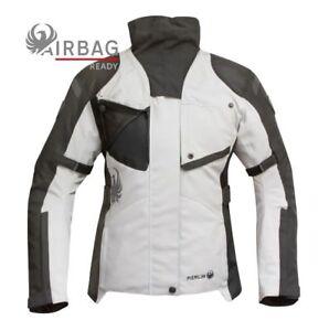 Merlin-Venus-Grey-Black-Ladies-3-in-1-Airbag-Ready-Textile-Motorcycle-Jacket-NEW