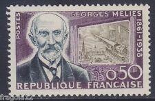 FRANCE 1961 - GEORGES MELIES - C. 50 - MNH