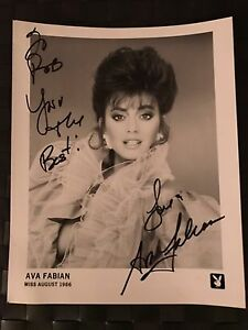 vintage Ava fabian