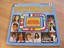 2 LP Eurovisions Gala 29 Sieger 29 Welterfolge Phonogram Vinyl 6849016