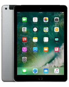 Apple iPad 5 Wi-Fi+Cellular 32GB Space Gray *gut* Ohne Simlock MP1J2FD/A(Mwst.)