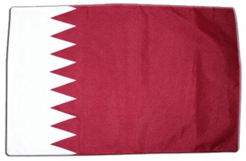 Qatar Banner katarische bandiere bandiere 30x45cm