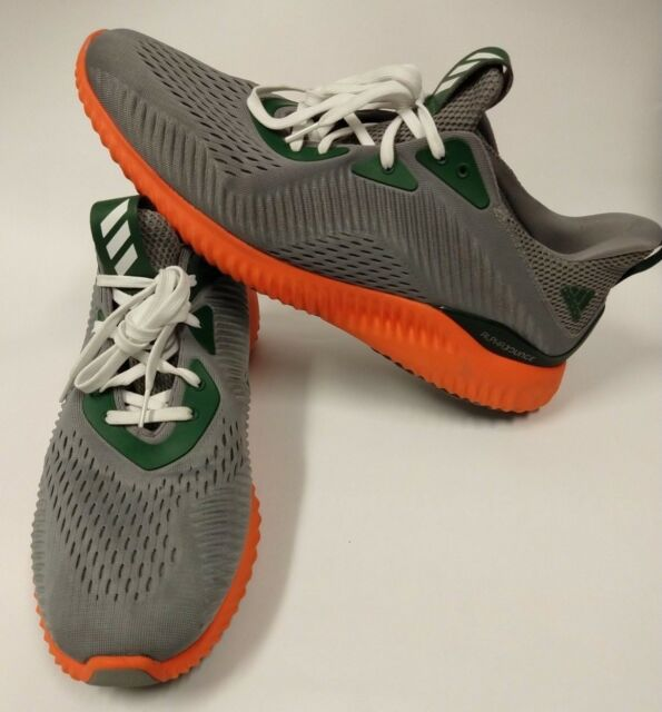 grey and orange adidas shoes