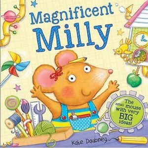 Magnificent-Milly-Picture-Flats-Bill-Boo-Good-FAST-Delivery