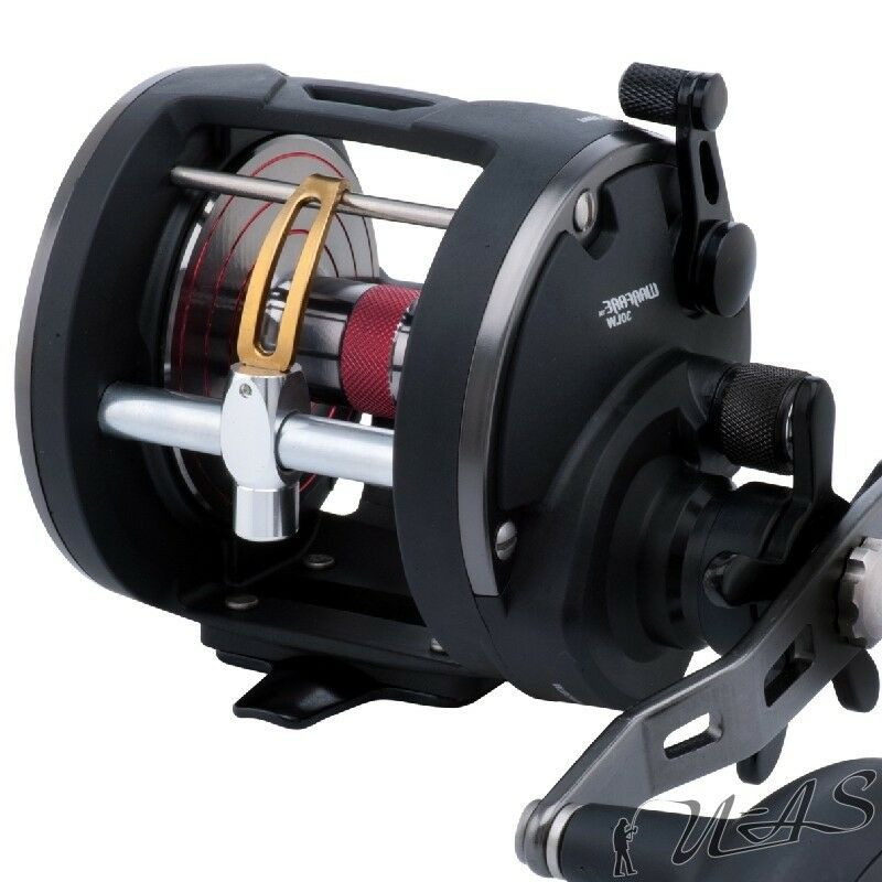 PENN WARFARE LW 30 LW WARFARE LH REEL LINKSHAND MULTI ROLLE ANGEL ROLLE TROLLING ROLLE KVA fe6d62