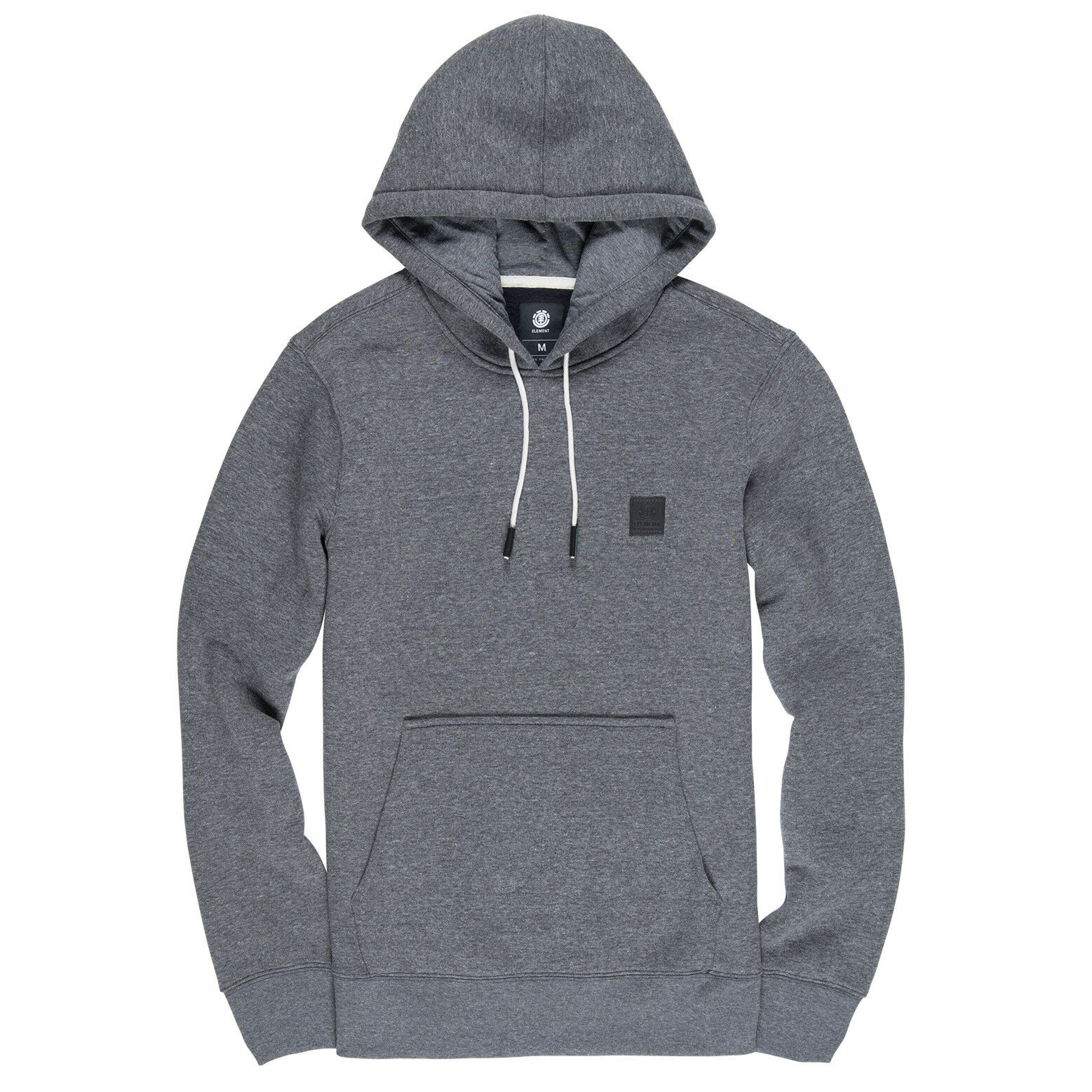 ELEMENT Heavy Männer Fleece Hoody Sweater charcoal heather L1HOA4ELF8 0519