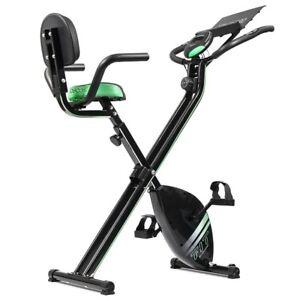Bicicleta estatica Xbike Pro CECOTEC / Magnetica Plegable Compacta / 2Años Garan