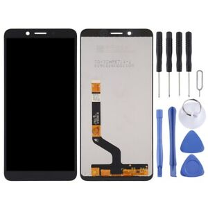 LCD Replacement Display Digitizer Touch Screen Assembly Black Tools For Nokia C2