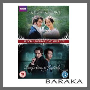 Death-Comes-To-Pemberley-Pride-and-Prejudice-DVD-Box-Set-Region-4-BBC-New