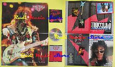 CD+POSTER STEVE VAI Flexable CURCIO PROMO METAL HM-02 lp mc dvd vhs