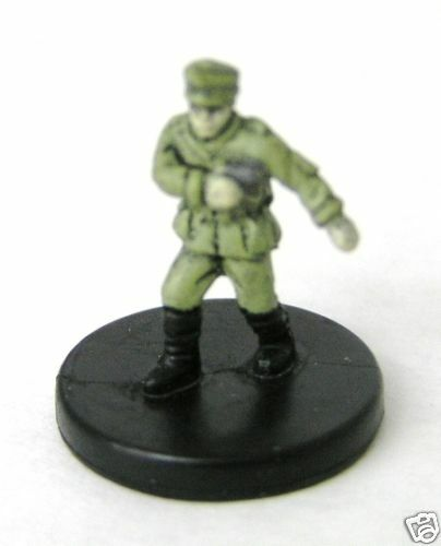 Axis /& Allies Early War #13 Polish Officer