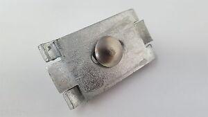 10 -100 Verbinder Doppelstabmatten Metallzaun Eckverbinder Gittermattenverbinder