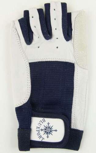 M Roadiehandschuhe Leder Gr 8 ohne Finger Arbeitshandschuhe Roadie Handschuhe