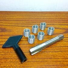 Thread Repair Kit 58 11 Unc Sae With Stainless Steel 6 Inserts