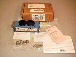 Bosch Rexroth PJ-011610 TaskMaster Pneumatic Directional Valve