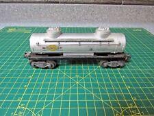 Lionel 6465 Sunoco Tank Car Tanker 2 Dome O27 Gauge
