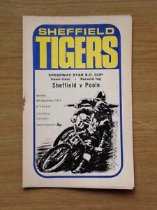 Sheffield-V-Poole-Speedway-Programme-09-09-74