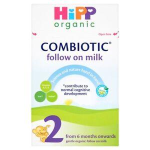 HiPP-Organic-Combiotic-Follow-On-Milk-Stage-2-800g