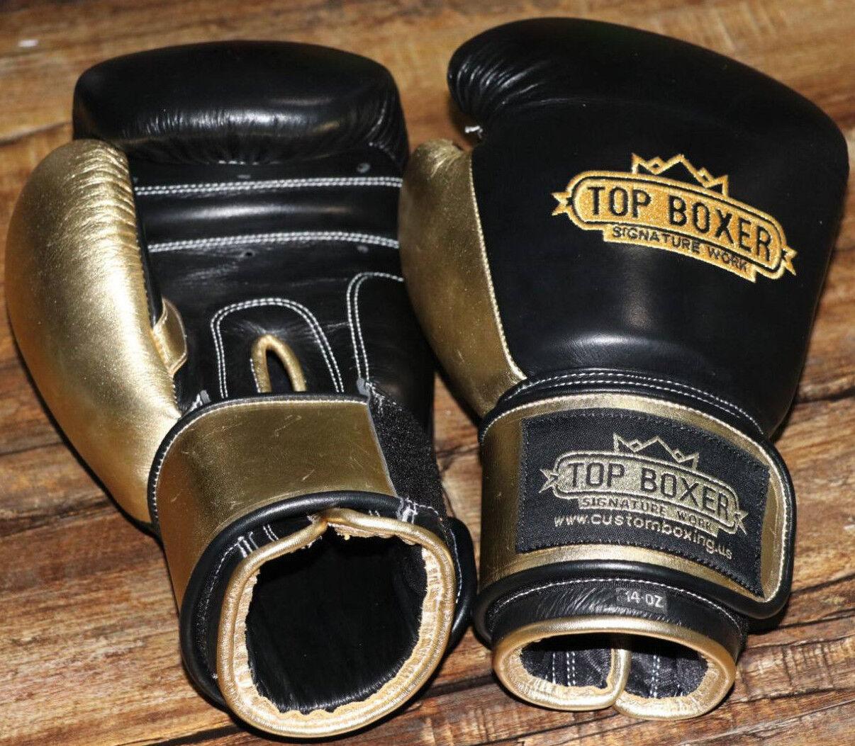 TopBoxer Thai Boxing Style Boxing Thai Gloves 4f562c
