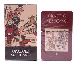 32 CARTE TAROCCHI CARTOMANZIA - ORACOLO MESSICANO - LO SCARABEO 2003 - Italia - 32 CARTE TAROCCHI CARTOMANZIA - ORACOLO MESSICANO - LO SCARABEO 2003 - Italia