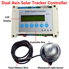 Multi-function Dual Axis Electronic Controller For Solar Panel Tracker Tracking