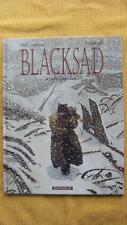 BLACKSAD T.2 : ARTIC-NATION - E.O. - MARS 2003 - CANALES - GUARNIDO - ETAT NEUF