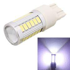 2PCS T20 16.5W 990LM 6500K White Light 5630 SMD Dual Wire 33 LED Car Brake / Ste