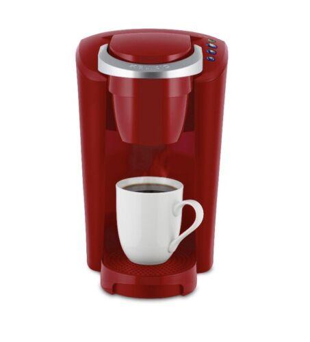 NUOVO Singolo compatto-K servire-Cup Pod K Coffee maker-Imperial Rosso