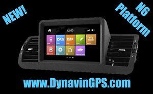 Dynavin N6 BMW E8X GPS, Radio, DVD, Bluetooth,iPod 04-14 E81 E82 E87