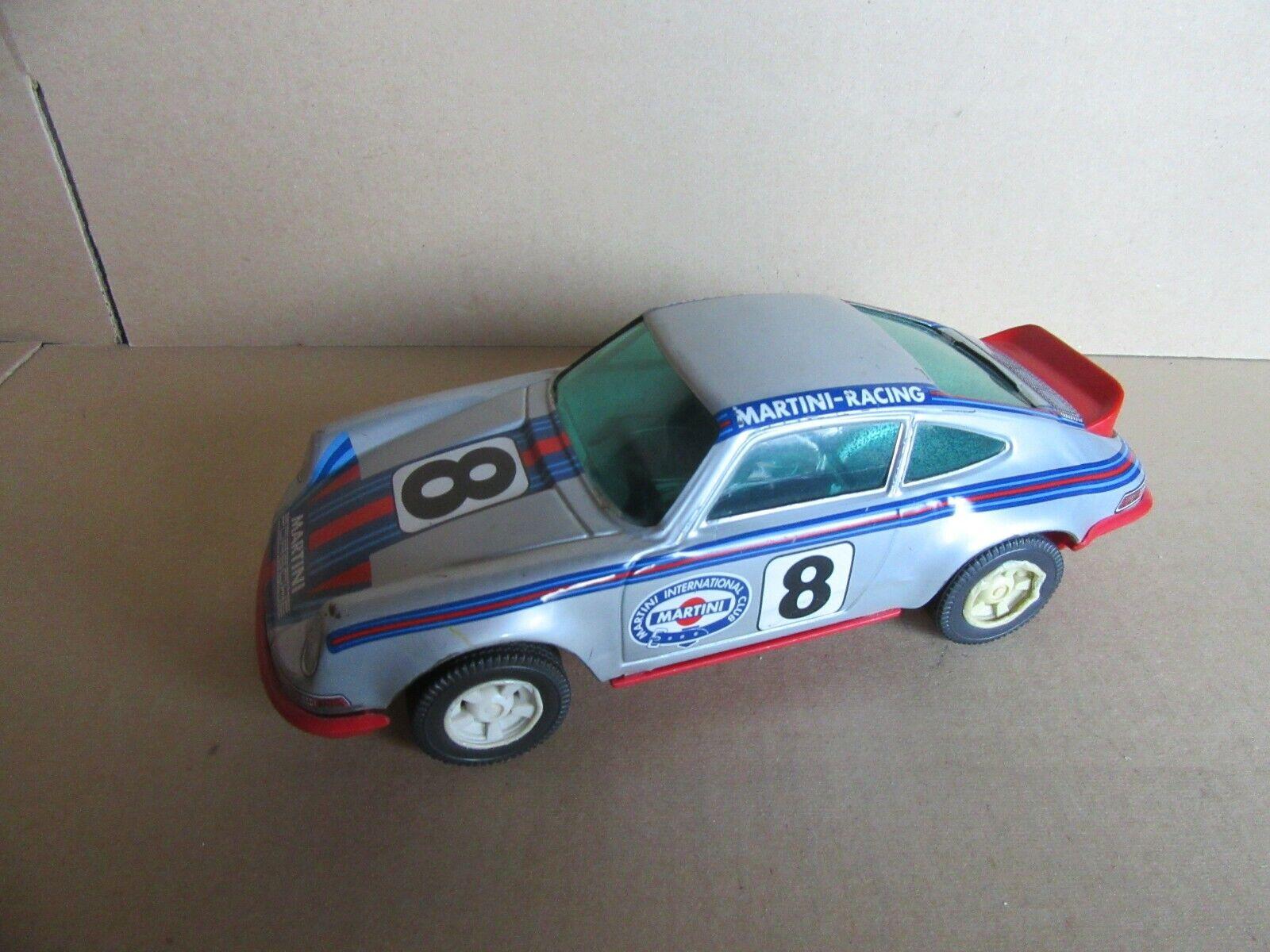 168I Joustra fricción Porsche Carrera RS Martini Carreras L 25 cm