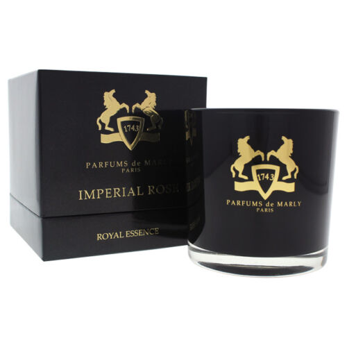 Imperial Rose Scented Candle by Parfums de Marly for Unisex 10.5 oz Candle