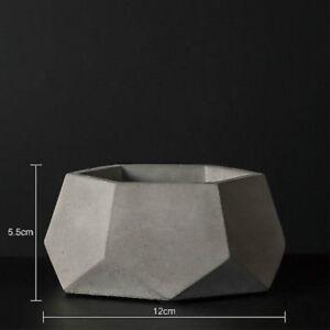 Cement-Pot-Mold-for-cactus-plants-Concrete-flower-vase-silicone-mold