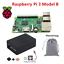 thumbnail 1 - 2016 Raspberry Pi 3 Model B Starter Kit With Black Case+Cooling Fan+Heatsinks