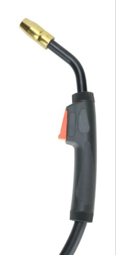 100 Amp MIG Gun compatible with Miller//Hobart 10 Feet Cable Two-Pin Signal